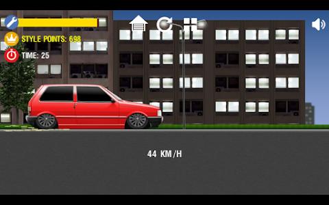 screenshot of Low Car version 0.0.4