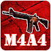 Download M4A4 Lotto skins 0.1.47 APK