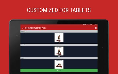 screenshot of MMA Spartan System 3.0 Free version 1.2