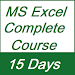 Download Learn MS Excel Full Course in 15 Days 1.0 APK