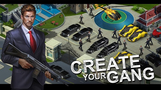 screenshot of Mafia City version 1.3.391