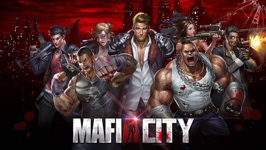 screenshot of Mafia City version 1.3.198