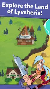 screenshot of MagiMobile – Mighty Magiswords version 1.0.11