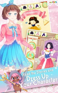 Download Magical Stories: Fairy Tale Anime Dress Up Girls 1.1 APK