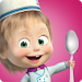 Download Masha and Bear: Cooking Dash 1.2.13 APK