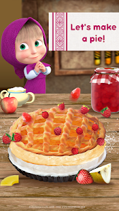 Download Masha and Bear: Cooking Dash 1.2.8 APK