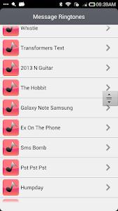 Download Message Ringtones 1.2 APK