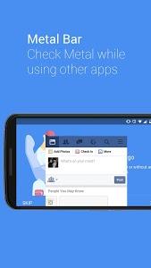 screenshot of Metal for Facebook & Twitter version 9.0