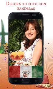 Download Mexico Independence Day Photo Frames & Stickers 1.1 APK