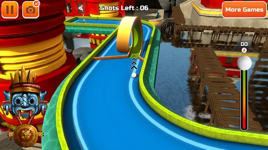 Download Mini Golf 3D City Stars Arcade - Multiplayer Game 13.27 APK