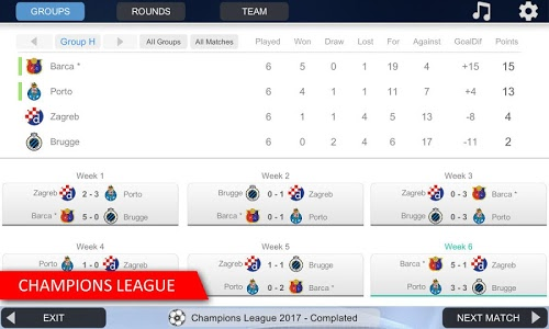 Download Mobile Soccer League 1.0.21 APK