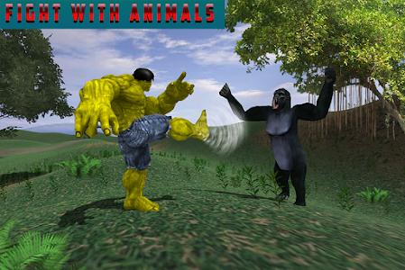 Download Monster Hero City Battle 1.6 APK