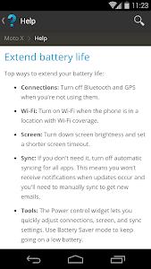Download Motorola Help 1.4.4 APK