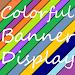 Download Colorful Banner Display 1.1 APK