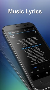 screenshot of Free Music Player version 3.1.0