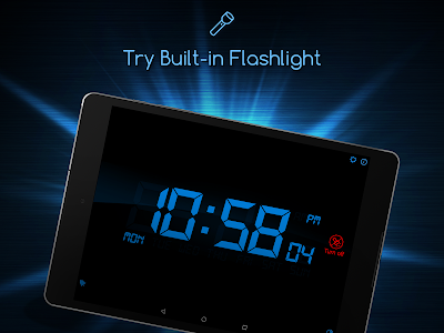 screenshot of Alarm Clock for Me free version 2.46