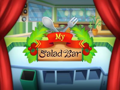 screenshot of My Salad Bar - Healthy Food Shop Manager version 1.0.14