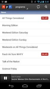 Download NPR News  APK