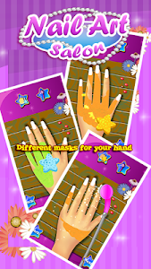 Download Nail Art Salon Girls Game 25 Apk Downloadapk