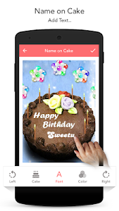 Download Name On Cake 1.8 APK