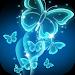 Download Neon Butterfly Live Wallpaper 1.5 APK