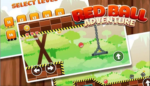 Download New Red Ball Adventure - Ball Bounce Game 1.3 APK
