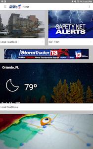 screenshot of Spectrum News 13 version 4.0.944