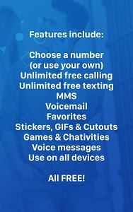 screenshot of Nextplus Free SMS Text + Calls version Varies with device
