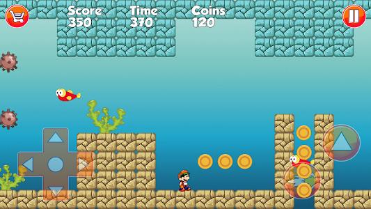 screenshot of Nob's World - Jungle Adventure version 7.0
