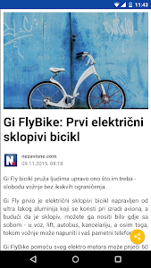 Download Novine BiH 4.08 APK