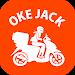 Download Oke Jack - Ojek Online, Pesan Makanan & Belanja 2.0.16 APK