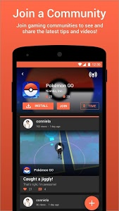 screenshot of Omlet Arcade (Pokemon Go Chat) version 1.7.7