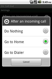 Download On Call End (not call log) 1.4 APK