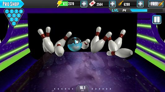 screenshot of PBA® Bowling Challenge version 3.5.4