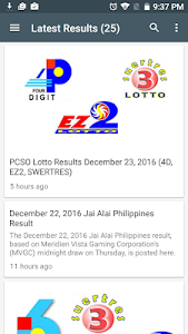 Download PCSO Lotto Result 2.1 APK