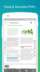 screenshot of PDF Reader - Scan、Edit & Share version 3.18.1