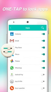 Download Lock Screen & AppLock Security 2.0.3 APK
