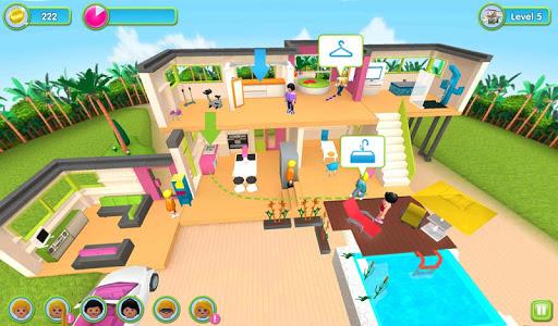 screenshot of PLAYMOBIL Luxury Mansion version 1.5