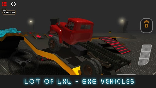 Download [PROJECT:OFFROAD] 81 APK
