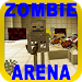Download PVP ZombieArena map for MCPE 1.3.15 APK