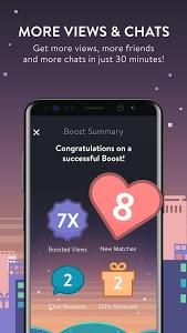 screenshot of Paktor: Meet New People version Varies with device