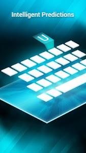 screenshot of Panda Keyboard version 1.3.1