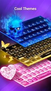 screenshot of Panda Keyboard version 1.6.3