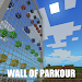 Download Parkour wall map for Minecraft 1.1 APK