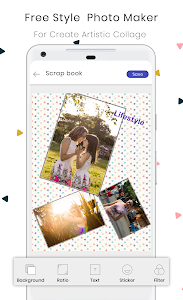 Download Photo Collage Maker Editor PicGrid Snappy Stickers 30.05.287 APK