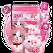 Pink Marriage Kitty Theme