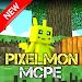 Download Pixelmon MOD For MCPE 2.0 APK