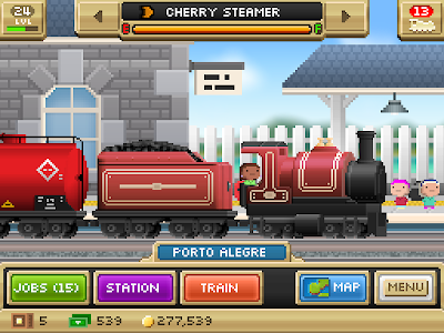 Download Pocket Trains 1.2.2 APK