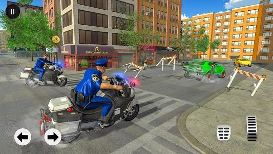 Download Police Moto Bike Real Gangster Chase 1.2.0 APK
