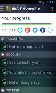 Download PrivacyFix for Social Networks 3.0.2 APK
